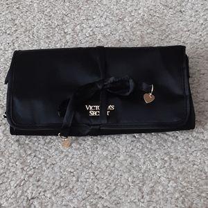 Victoria's Secret Makeup Bag/Scroll